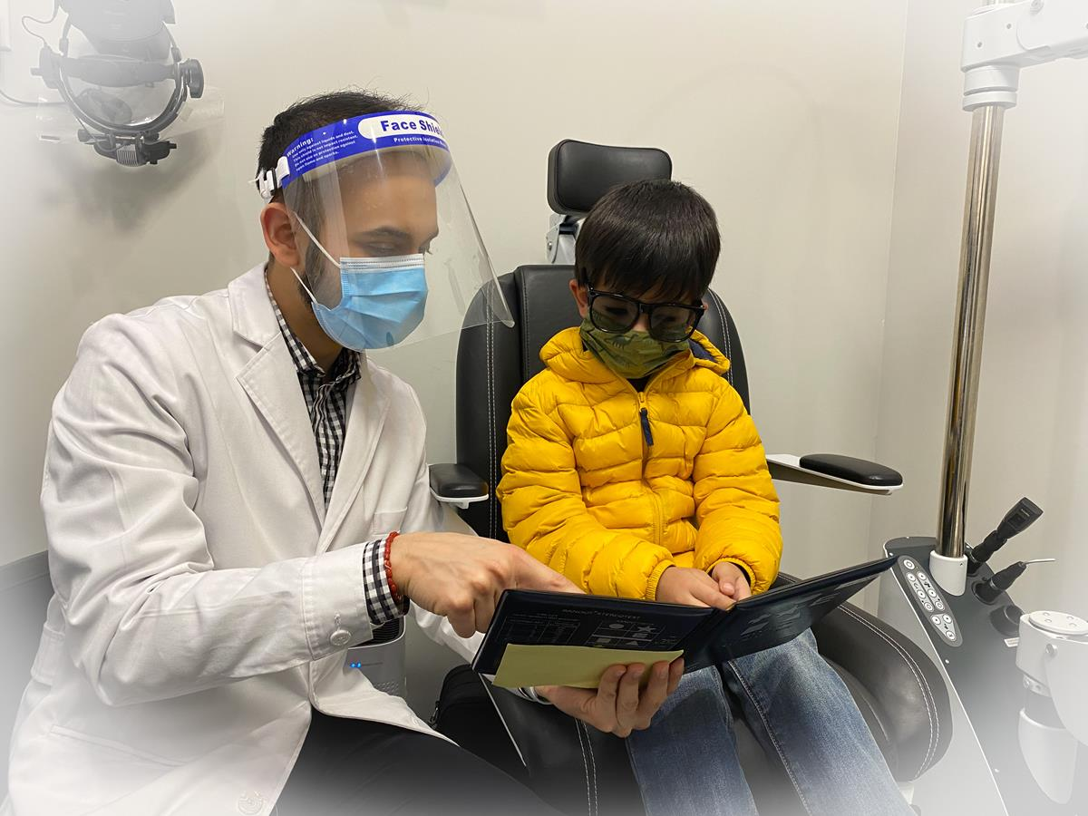 optometry services Pickering, ON